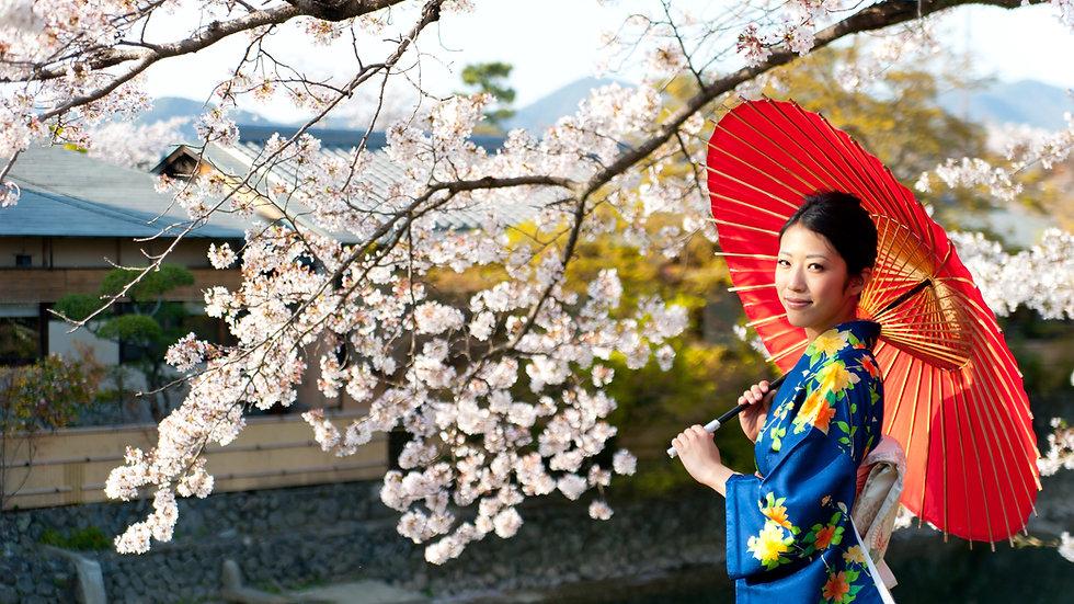 Japanese Cherry Blossom Wax Melts
