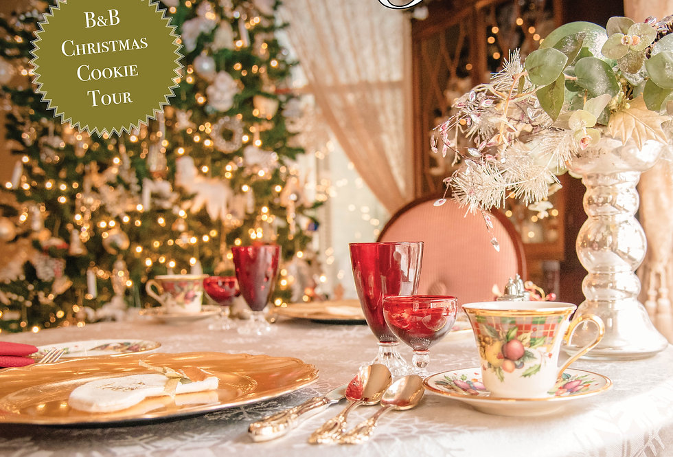 Bed & Breakfast  - Fall/Winter (Holiday Edition) Print Issue