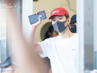 [Photo] 20170819 CNBLUE ICN>HKG arrival