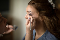 Makeup shot
