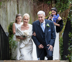 Proud father of the bride