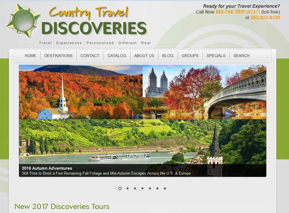 Country Travel Discoveries - Original