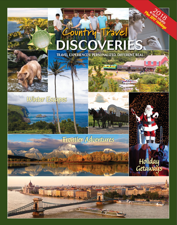 Catalog: Country Travel Discoveries