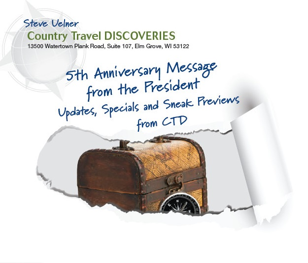 President Annual Letter Campaign