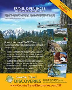 Print Ad: Nature's Pathways Mag