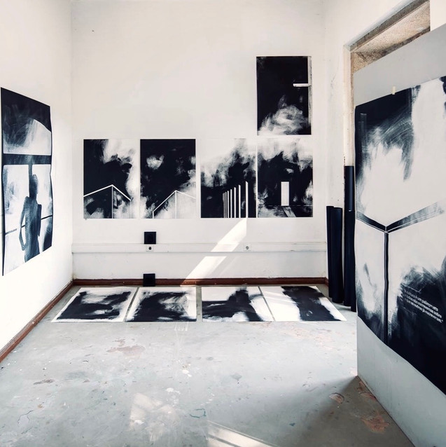 aug '18: PALIMPSEST, Artistic residence presentation