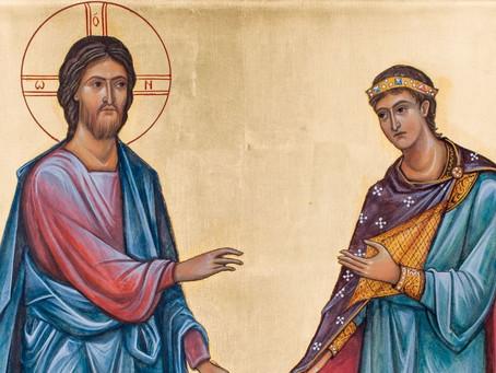 Twentieth Sunday After Pentecost