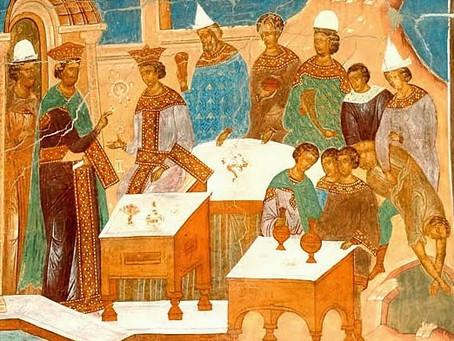 The Nineteenth Sunday after Pentecost