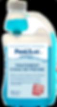 Poolsan® Bouteille doseuse et sécurisée de 1000mL - Assainissant d'eau sans chlore