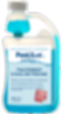 Poolsan® 0.5L dosing bottle, Chlorine free desinfectant