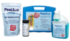 Poolsan® Kit : Tratamiento sin cloro para piscinas