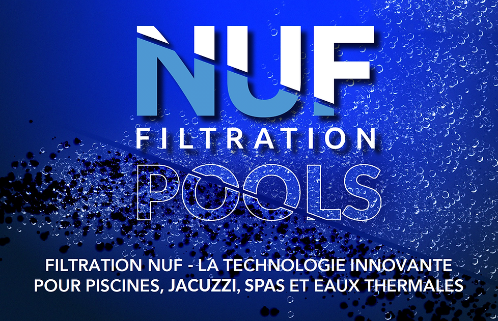 NUFiltration - Filtration pour piscine, spa, thermes