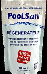 Poolsan Régénérateur Sachet de 400g Oxygène actif