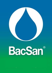 Bacsan® : Chlorine free & odourless Industrial Water Desinfection