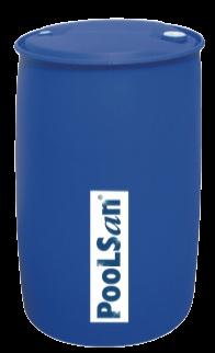 5 to 200L Poolsan DesinfecciónSIN CLORO lata