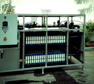 NUFiltration : Système Automatique pour la potabilisation de l'eau