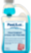 Poolsan® 1L dosing bottle, Chlorine free desinfectant