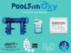 PoolsanOxy - La Calidad del Agua sin Cloro : Automatización del agua para piscinas sin cloro