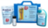 Poolsan® Chlorine free water treatment kit for 25-40m3 pool