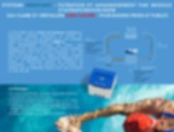 NUFiltration : Système innovant de filtration pour piscine, spa et therme