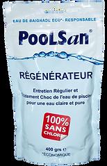 Poolsan® Sachet 400g Régénérateur pour piscines et spas - Clarification sans chlore