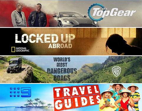 TV and film location services in Sri Lanka. Top Gear Sri Lanka.