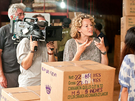 Kate Humble follows the Spice trail to Sri Lanka