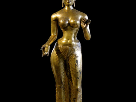 Masterpieces of the East: The Tara statue