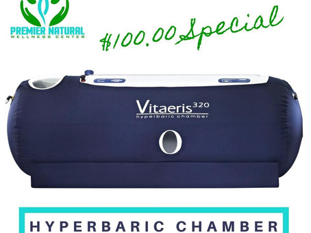 Hyperbaric chamber special 3/4/20