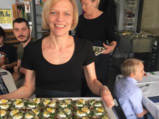 Kochen und Essen Estland