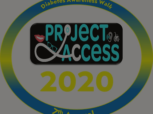 PRE-REGISTER TO WALK!