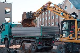 Excavation-earthworks-truck-hire-hobart.
