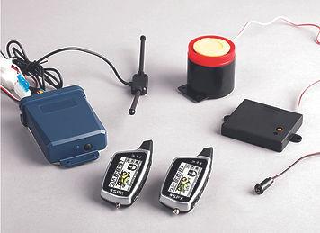 SPY 5000 M Motosiklet Alarmı