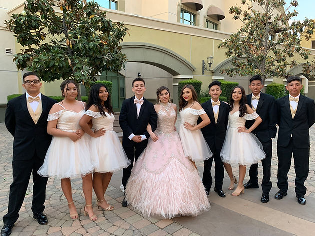 Quince Court We Want to Dance