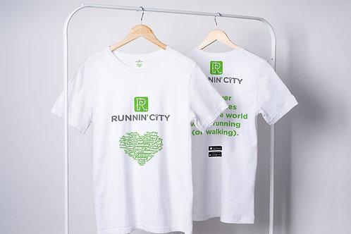 T-shirt technique de running femme