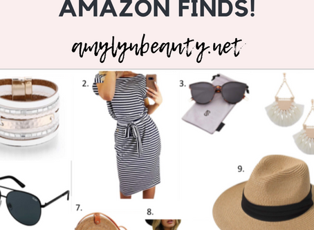 10 Spring/Summer Amazon Finds!