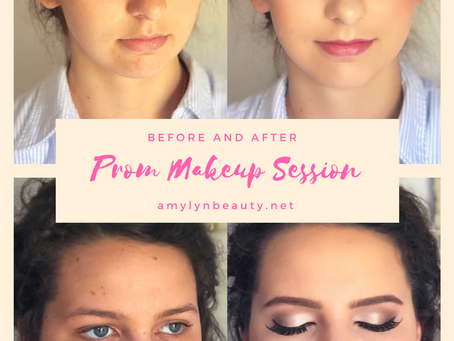 Prom Makeup Transformations
