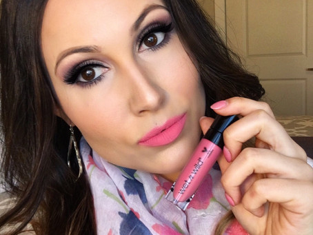 Valentine's Day Glam Makeup