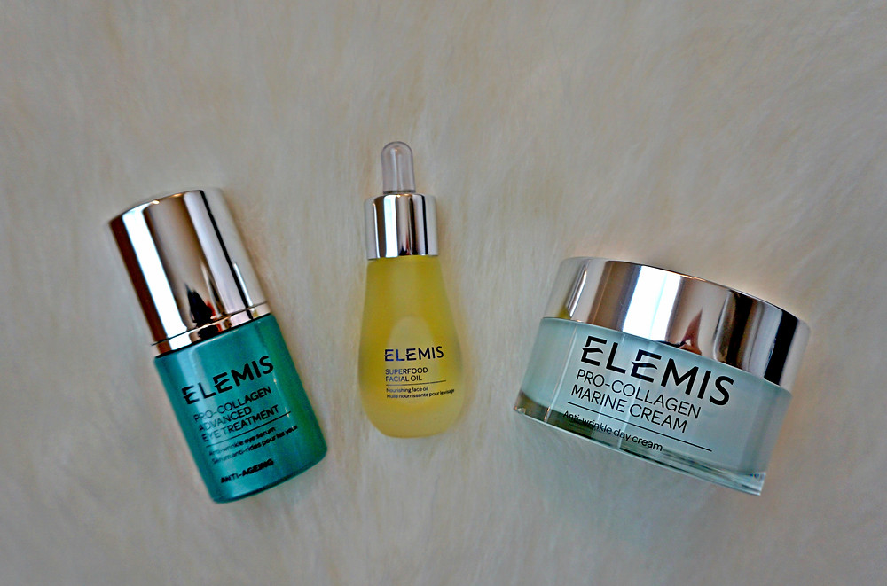 Elemis 3 piece Beautiful Skin Collection