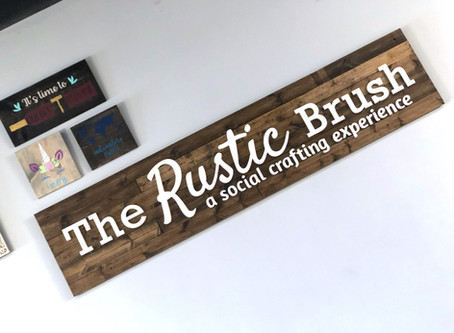 The Rustic Brush - New Braunfels, TX