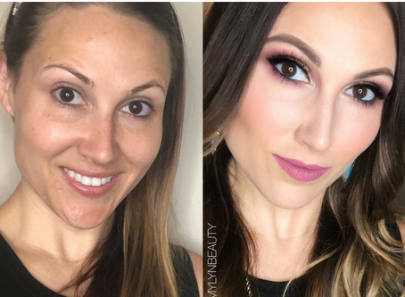 SoftGlam Makeup Look