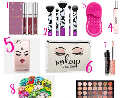 Beauty Lover's Gift Guide 2016