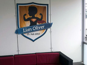 Lian Oliver, 25.7.2014