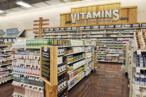 Wellness ad Supplment Store