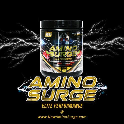 *New* AMINO SURGE ~ Elite Performance