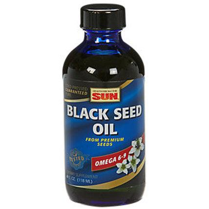 "Health From The Sun, ""Black Seed Oil"" 4 FL OZ"