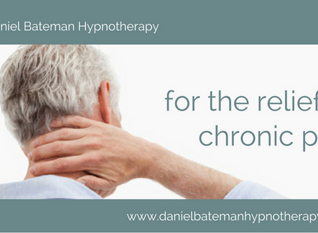 How can hypnotherapy help with chronic pain?