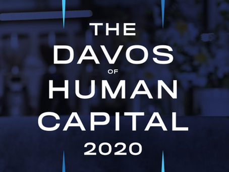 Dan Ariely Featured as The Davos of Human Capital 2020 Keynote Speaker