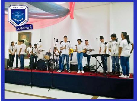 Alumnos del Bachillerato ganan concurso de Zona 015