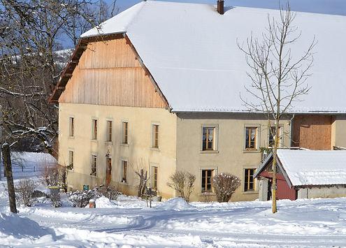 La maison sous la neige.JPG